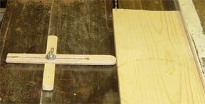strip cutting gauge